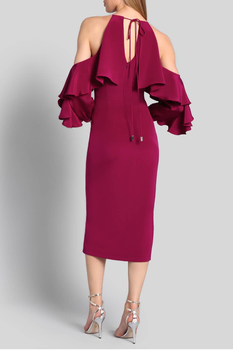Venta Shoulder Ochs Condyc Et Dress Descuento línea Aura Cold Cushnie en IZx7qO0nwI