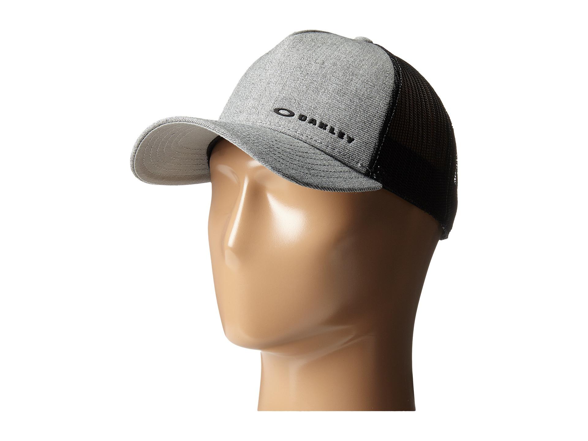 ... hot lyst oakley chalten hat in gray for men 20d1e 37f59 daf5f30bd78