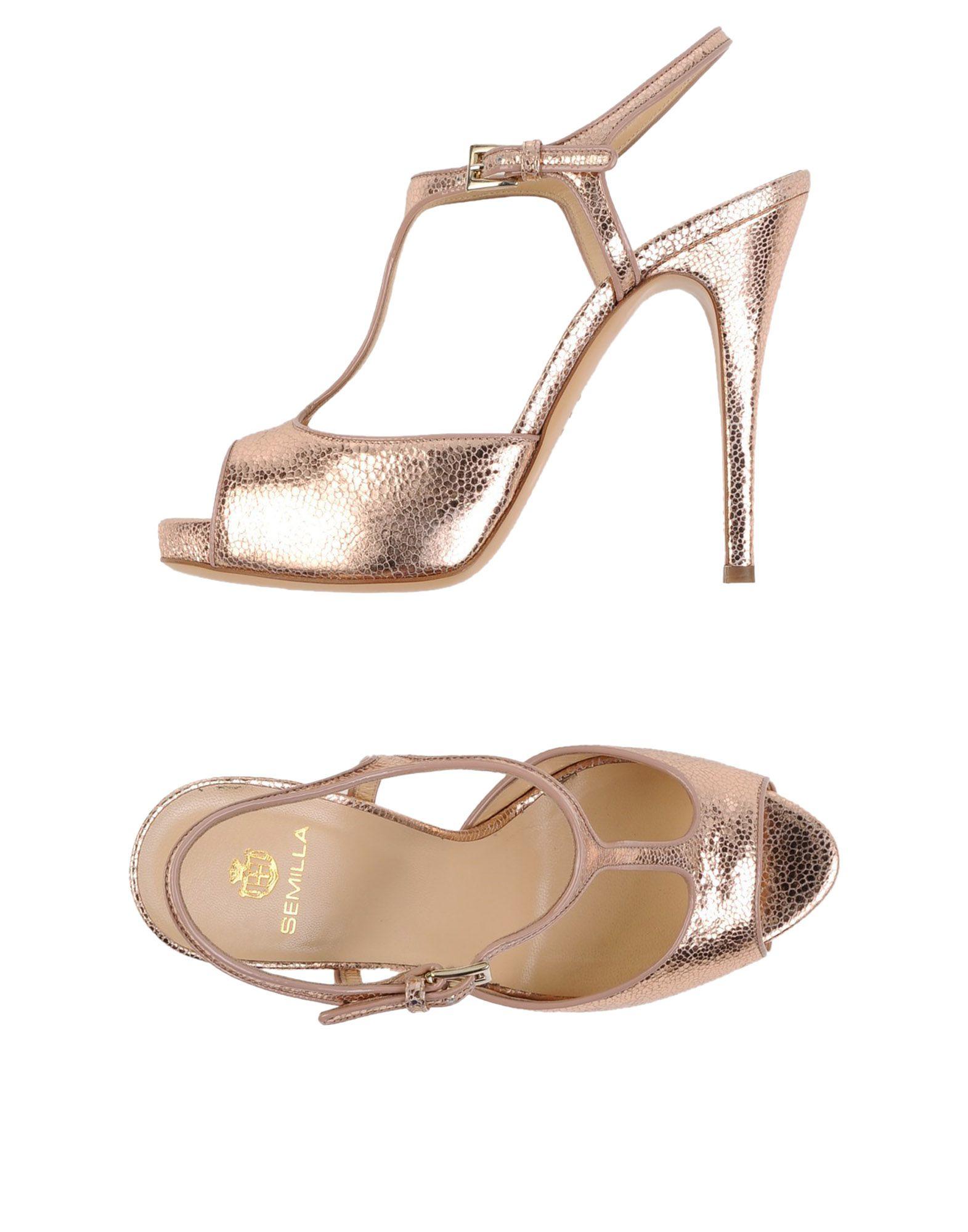 9b32e7dc5405 Semilla Sandals in Pink - Lyst
