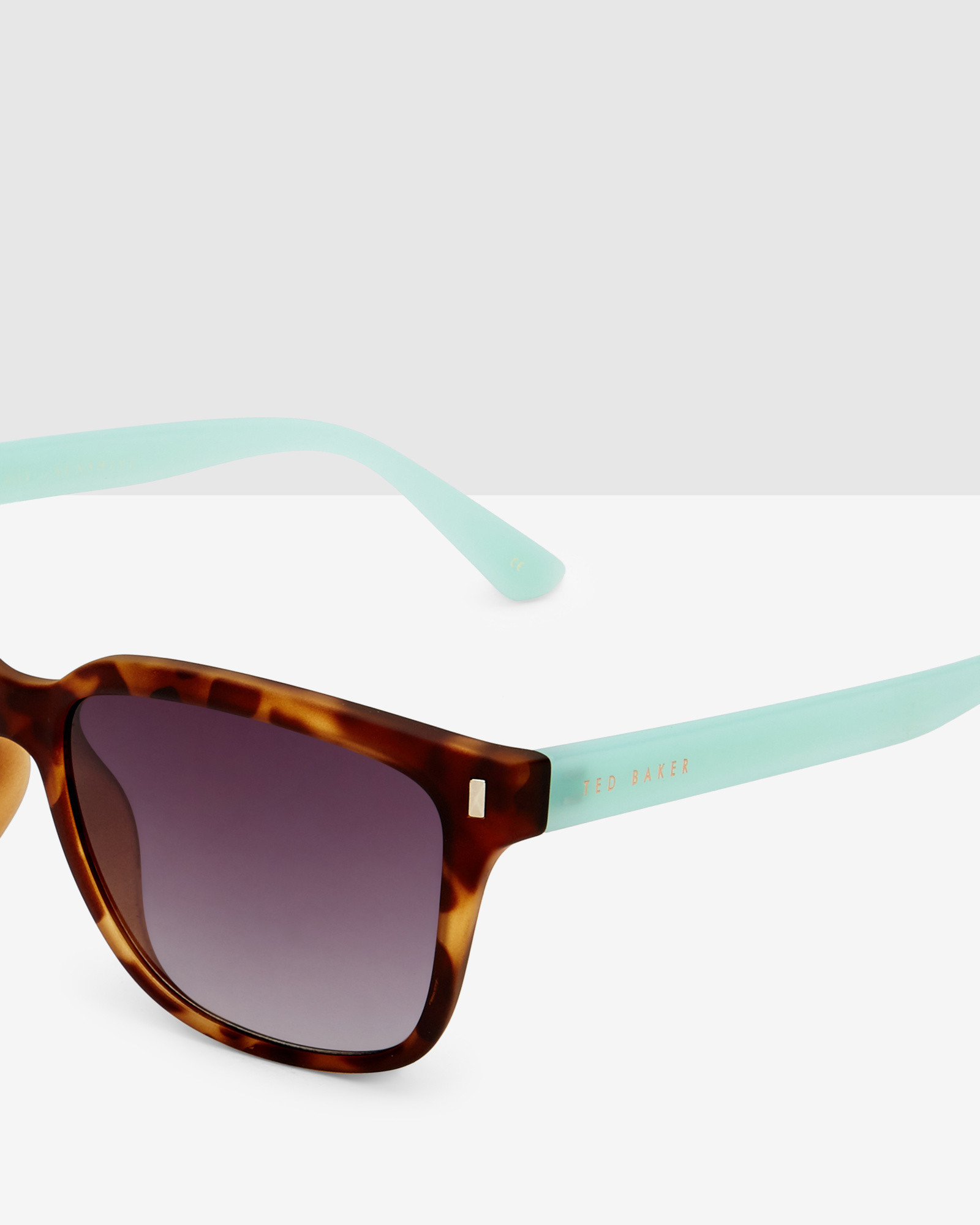 Metal Arm Sunglasses Ted Baker