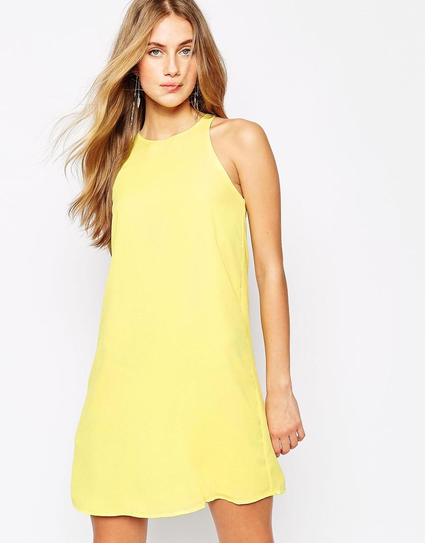 Mango Halter Dress