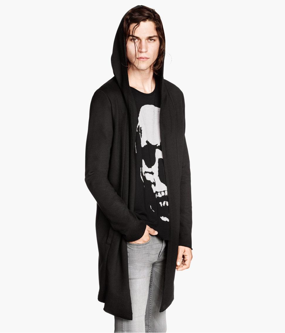 39a440b5e Jerzee Cardigan Sweatshirt - Sweater Grey