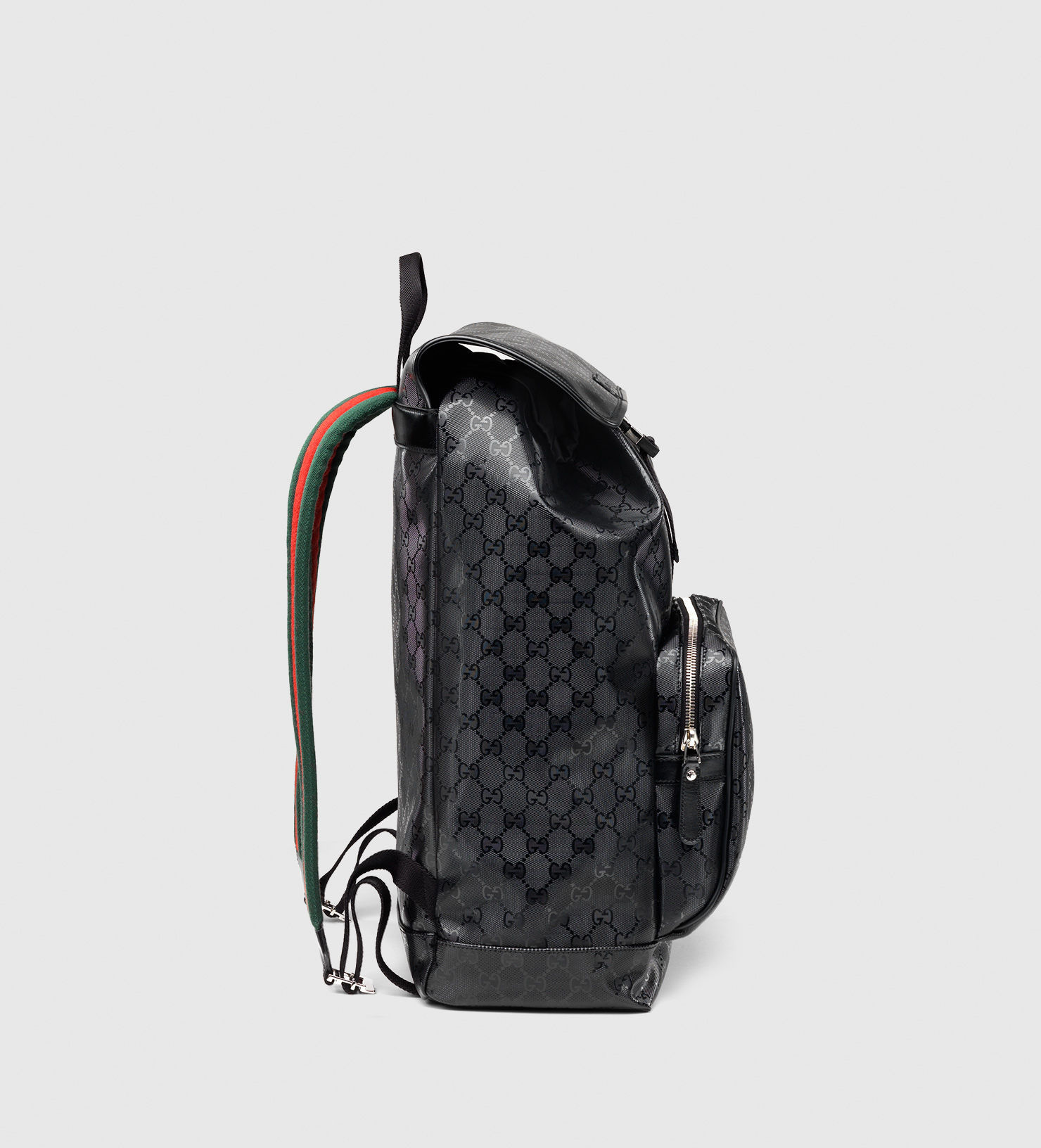 38c07fd3fdebd0 Gucci 500 By Gg Imprimé Backpack in Black - Lyst