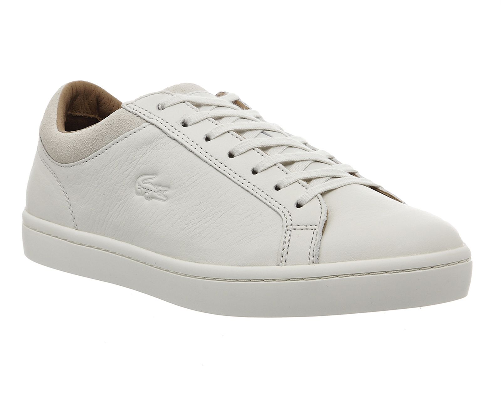 42385e5994901b Lyst - Lacoste Straightset in White for Men