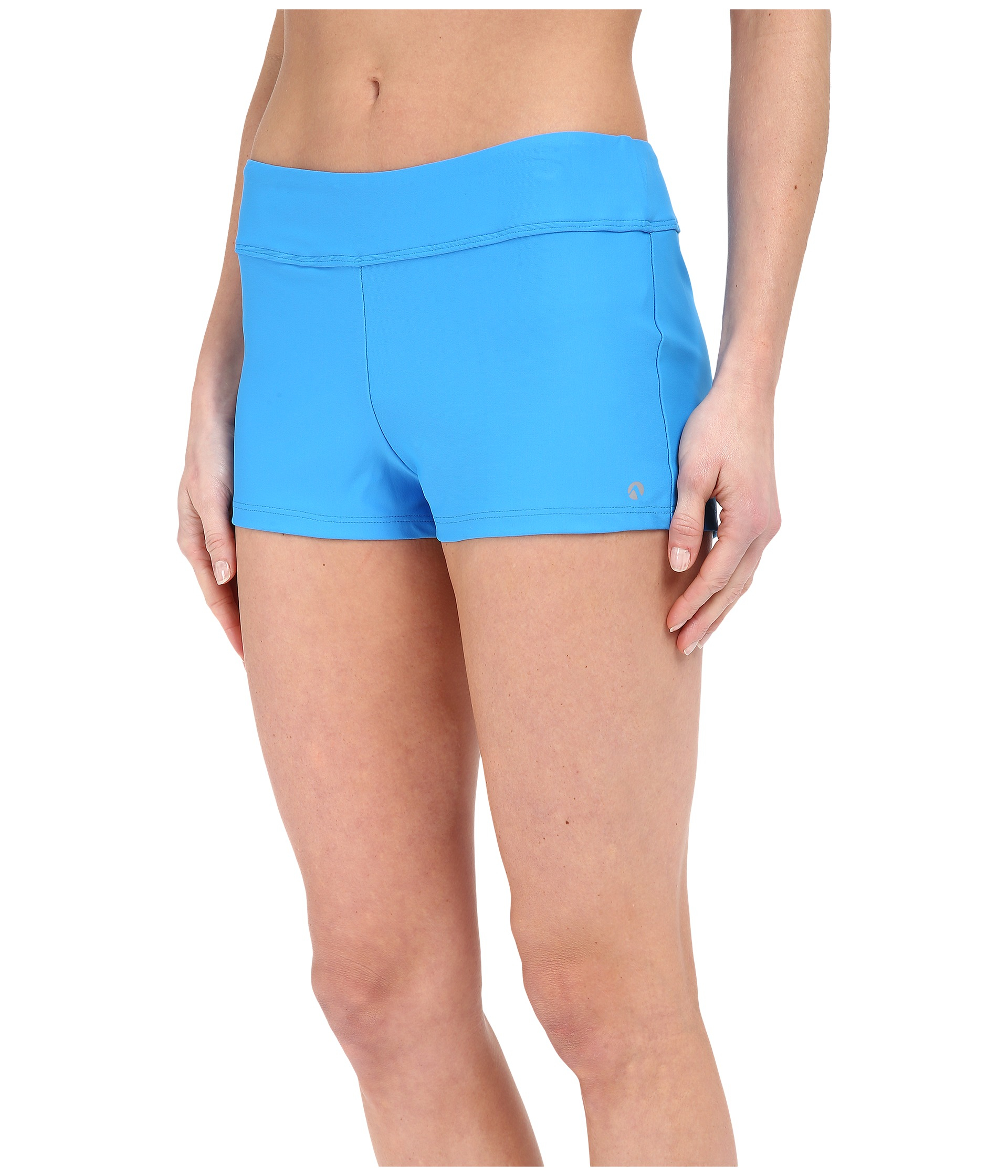 68621f3db9 Next By Athena Good Karma Jump Start Swim Shorts in Blue - Lyst
