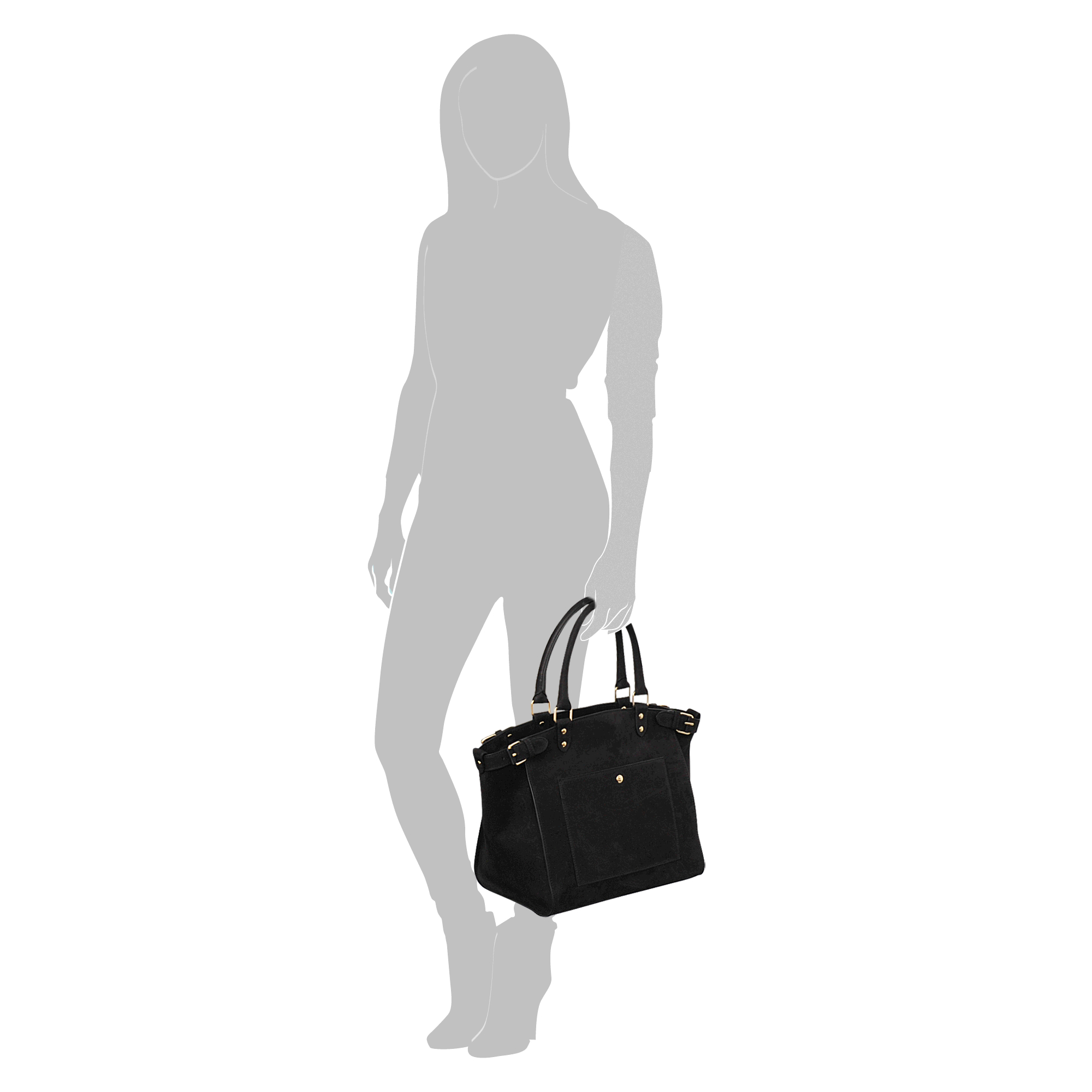 chloe bag price - Vanessa bruno Eclipse Large Bag in Black | Lyst