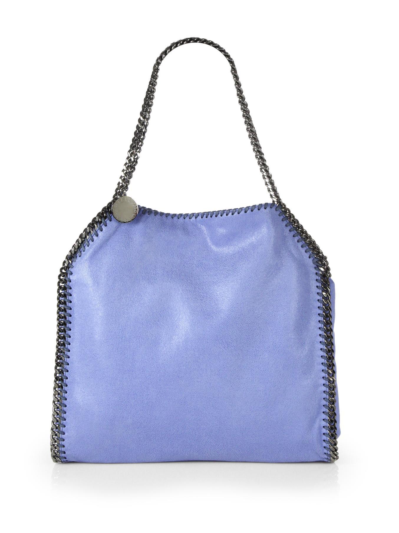 Stella mccartney Falabella Baby Bella Shoulder Bag in ...