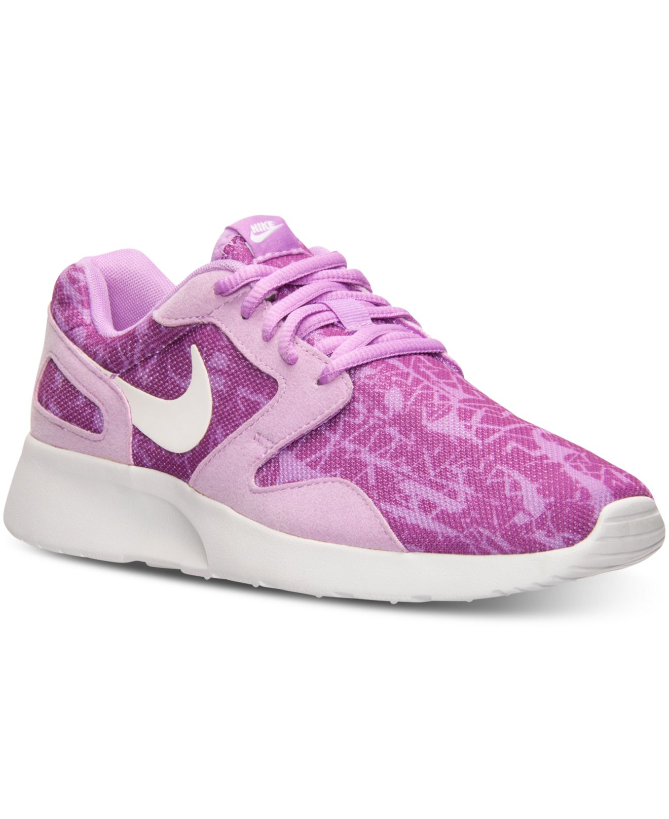 size 40 87702 aee67 ... where can i buy lyst nike womens kaishi print casual sneakers from  finish line in 6429c