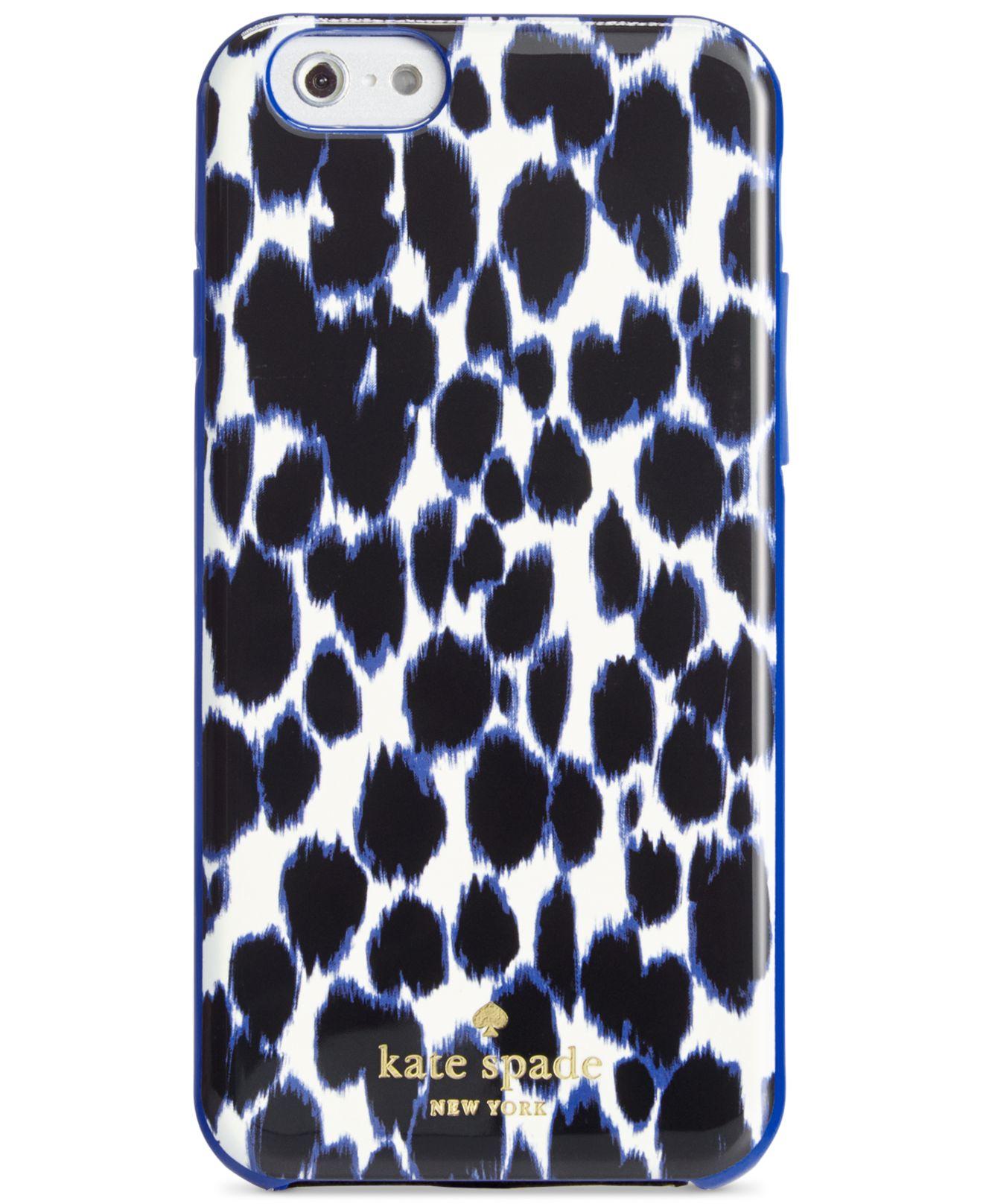 Kate Spade Leopard Iphone S Case