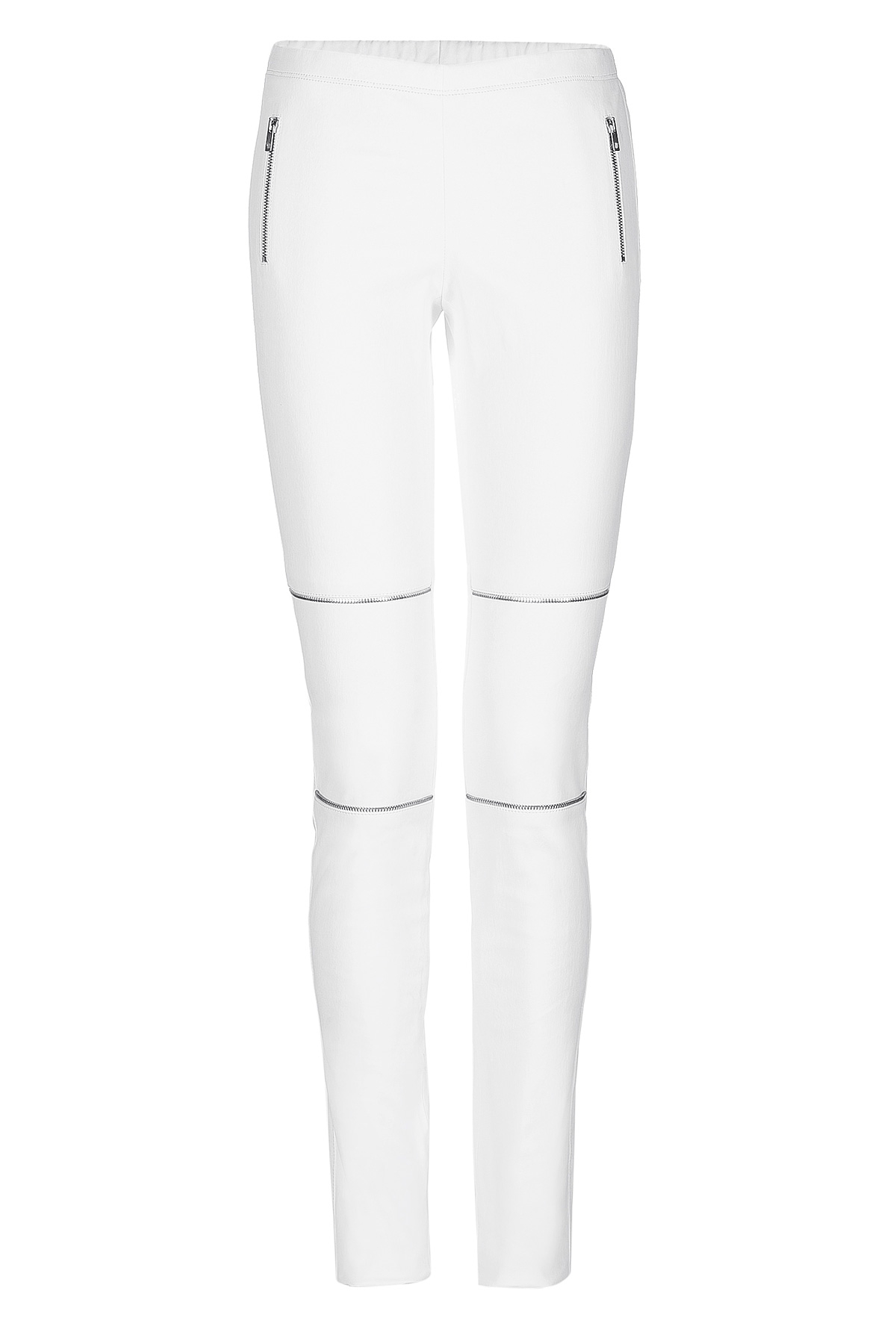 Lyst Joseph Leather Leggings In White