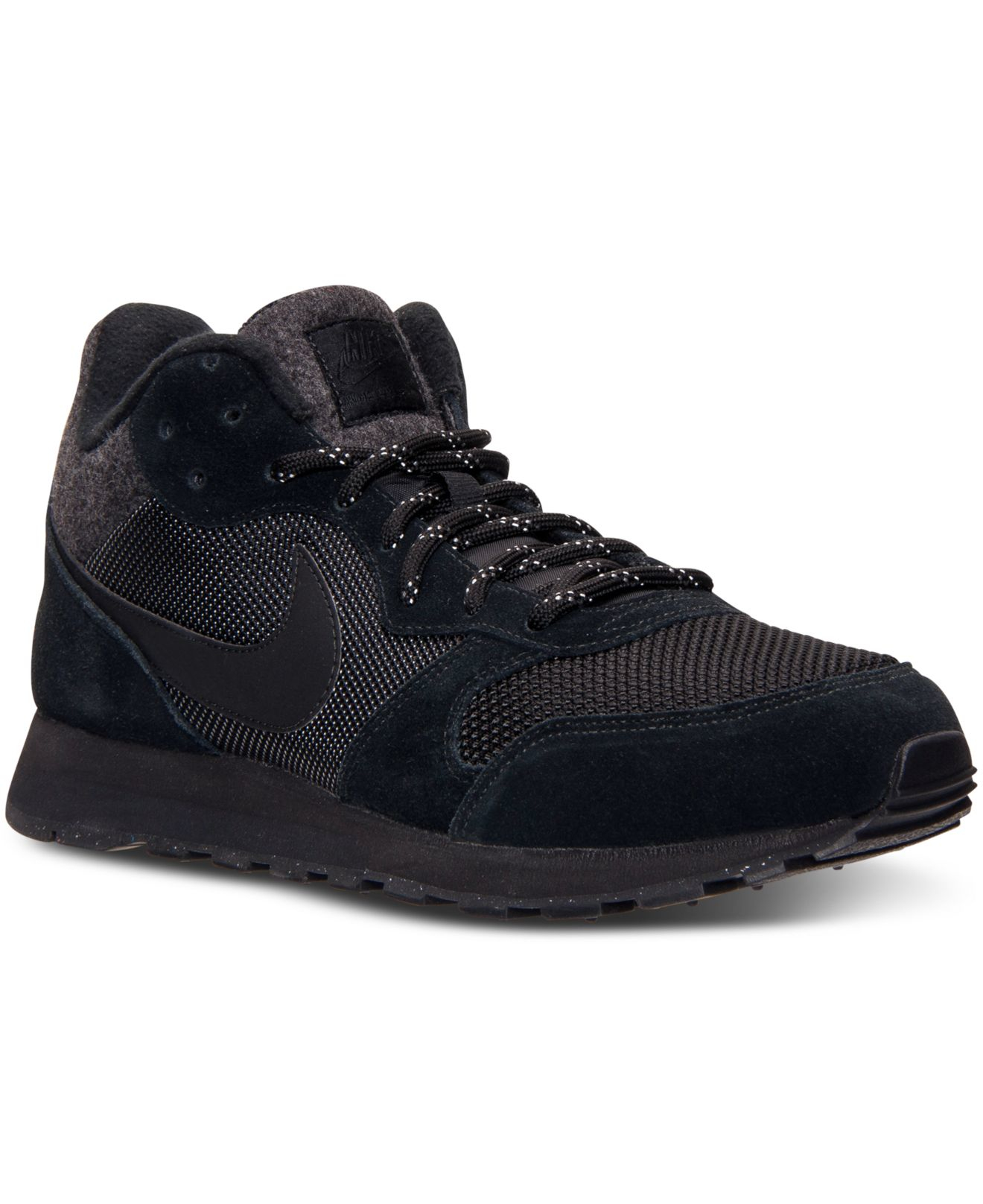 van chevaux vendre - Nike Men's Md Runner 2 Mid Casual Sneakers From Finish Line in ...