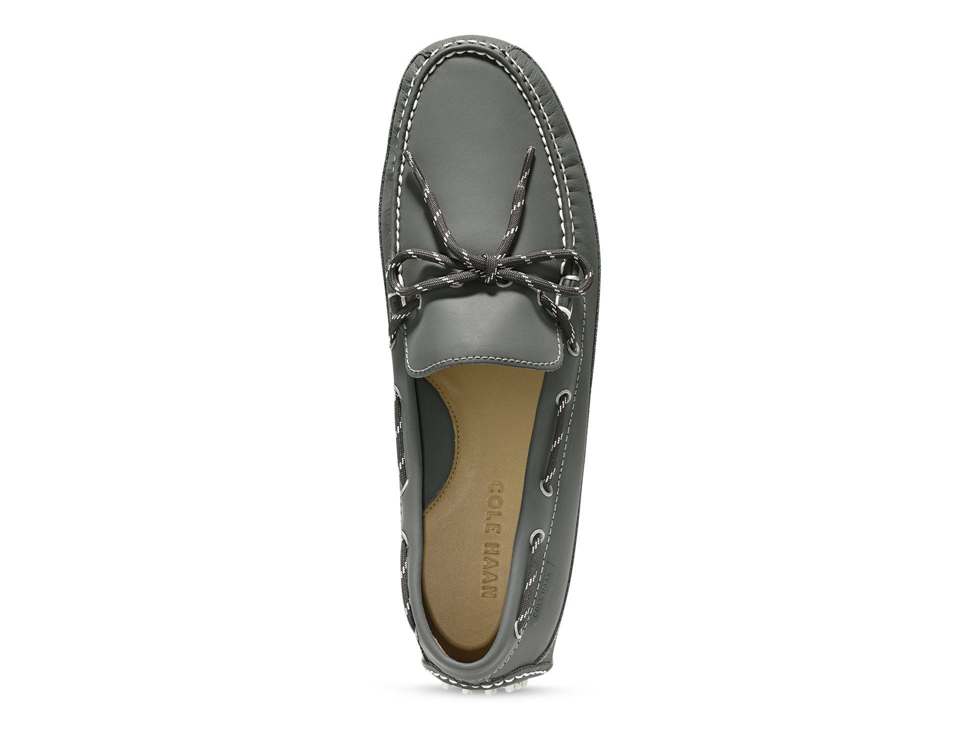 05b18480a46 Lyst - Cole Haan Grant Canoe Camp Moc Driving Loafers ...