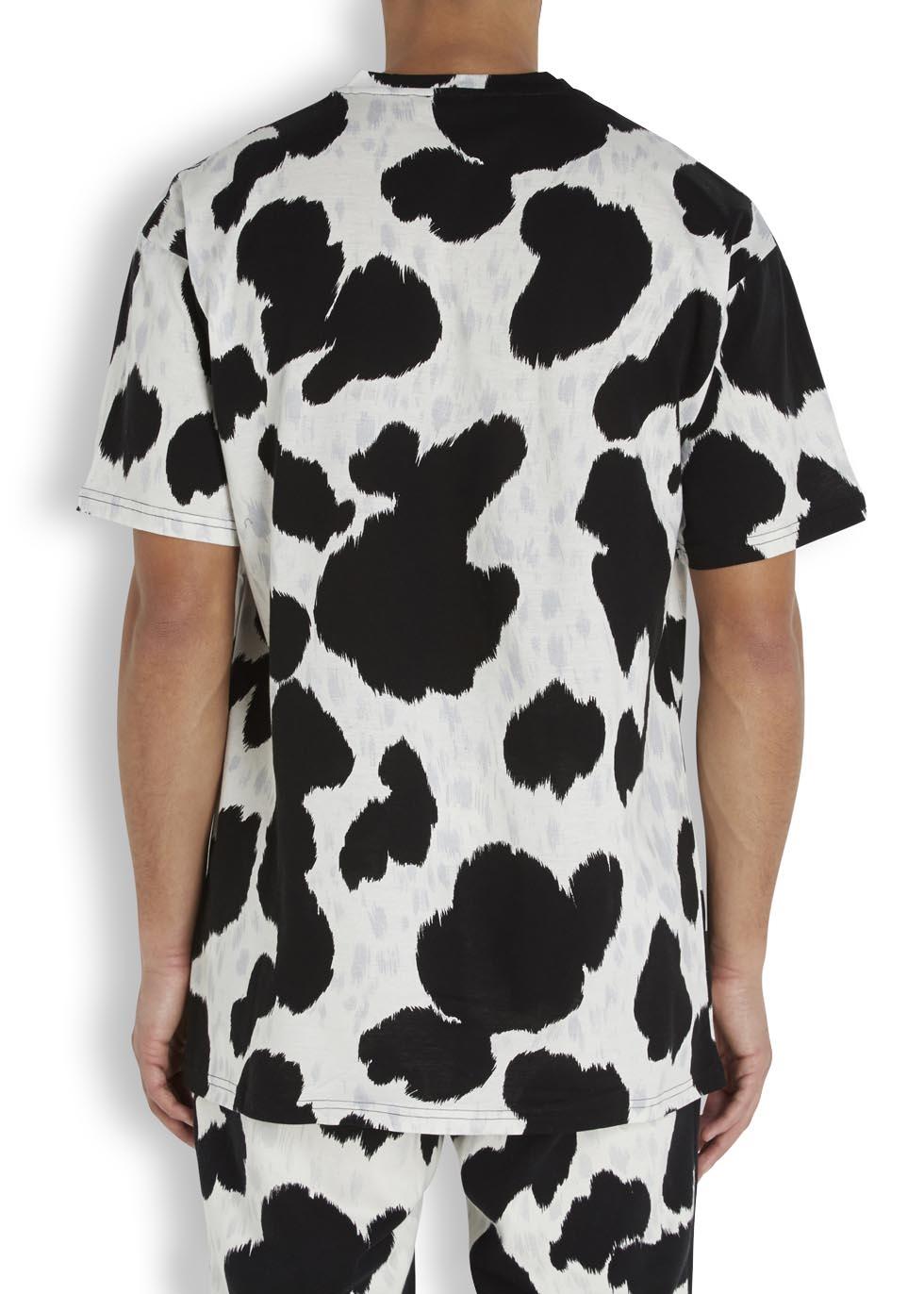 Cow Print Shirt Agcrewall
