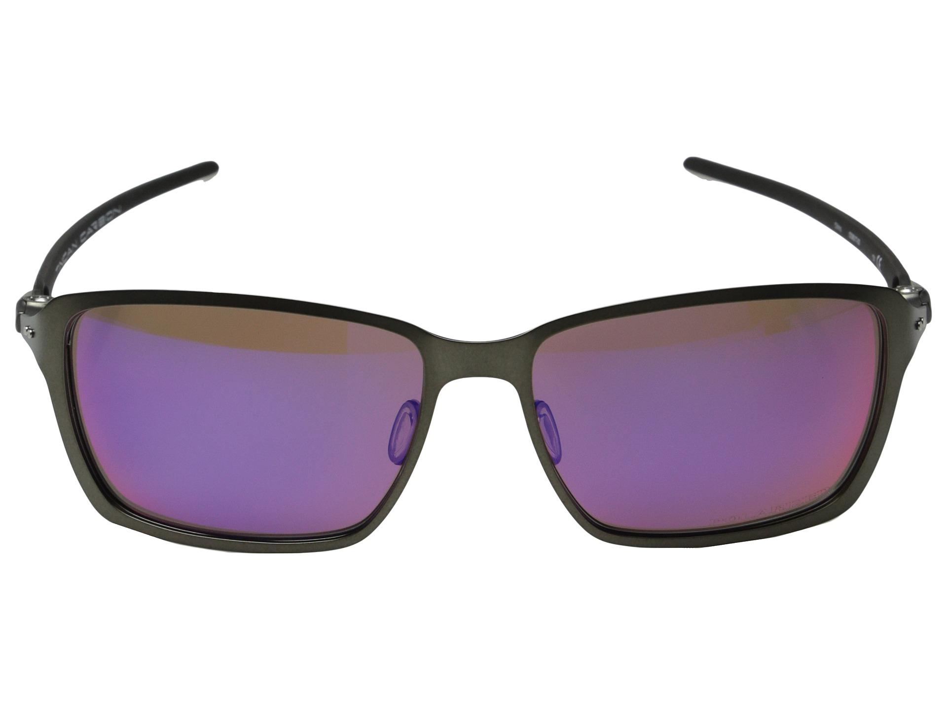 Lyst - Oakley Tincan Carbon in Purple for Men 0f53567ec2