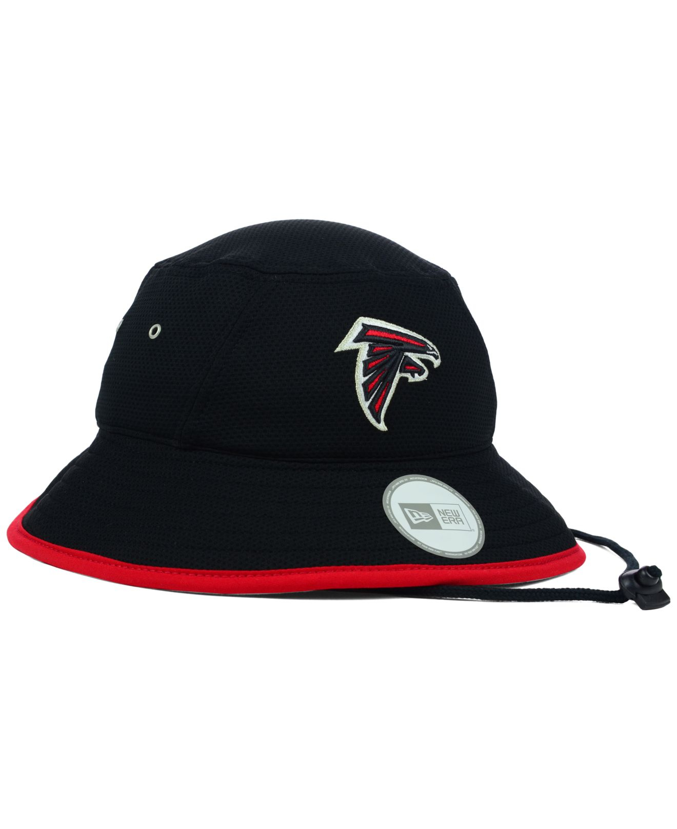 Lyst - KTZ Atlanta Falcons Training Bucket Hat in Black for Men 3bd447128