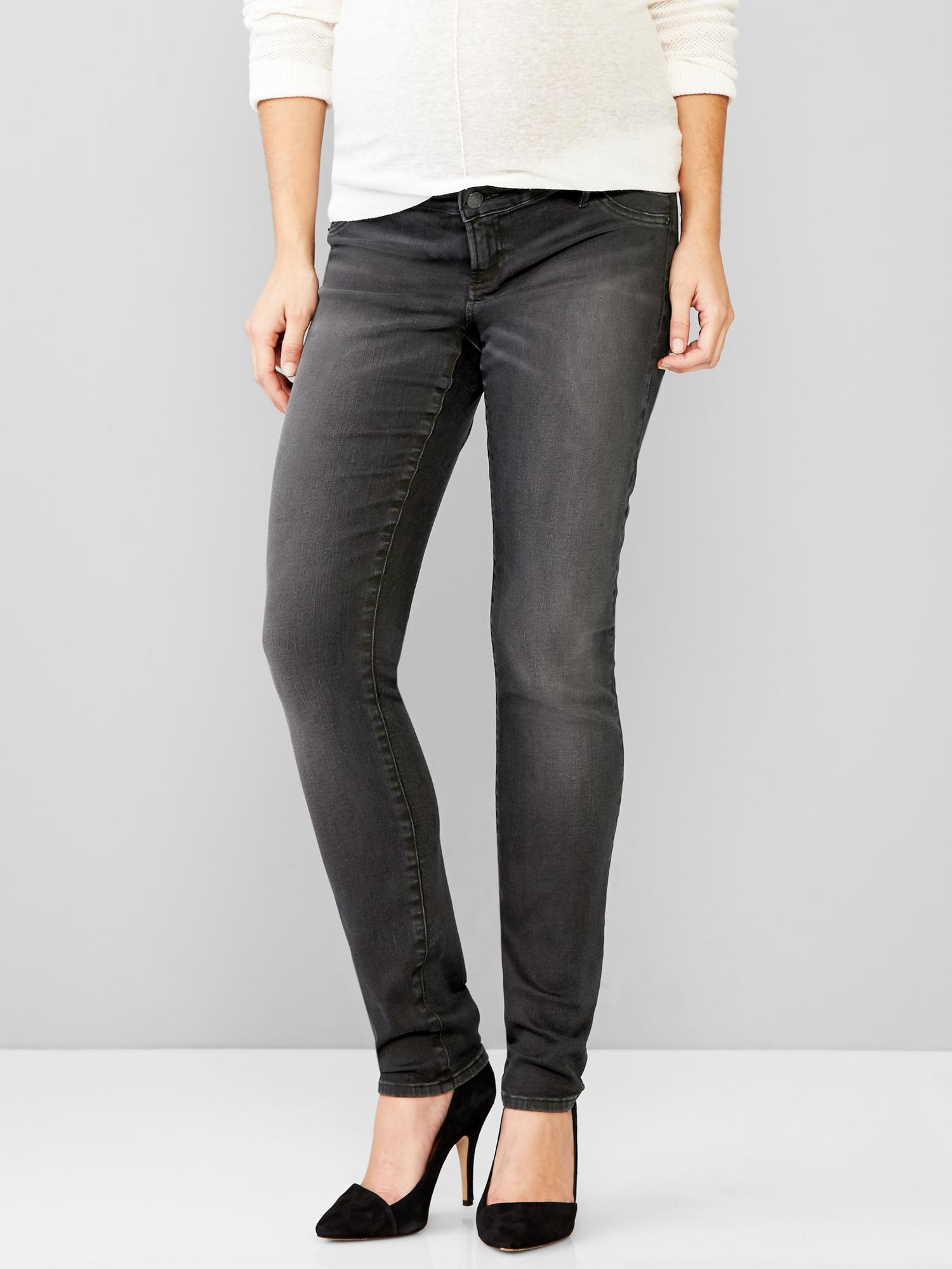 Gap 1969 Inset Panel Resolution Slim Straight Jeans in ...