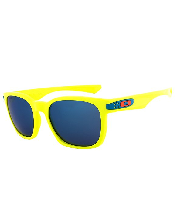 Yellow Frame Sunglasses  oakley garage rock wayfarer sunglasses oo 9175 14 neon yellow