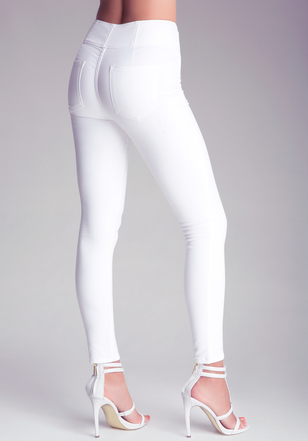 Free shipping and returns on Women's High Rise Skinny Jeans at nichapie.ml