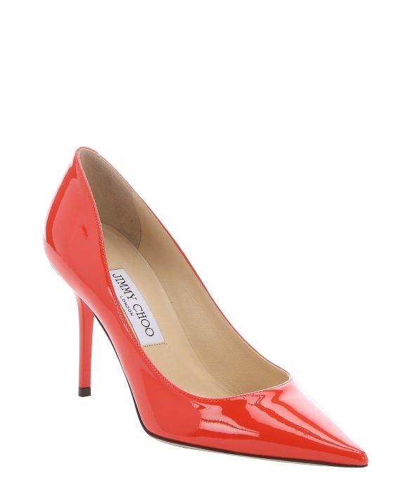 Balmain Agnes Pointed Toe Shoes