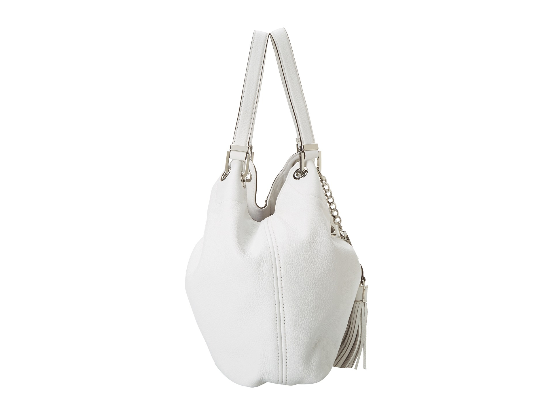 3a1c889ebf ... best lyst michael michael kors camden large drawstring shoulder tote in  00436 89747