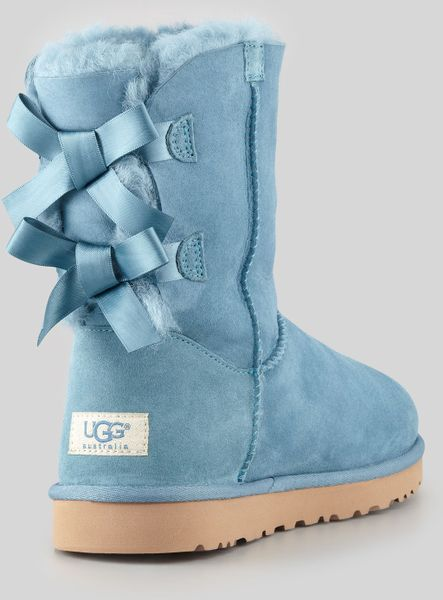 ugg boots bailey bow everglade