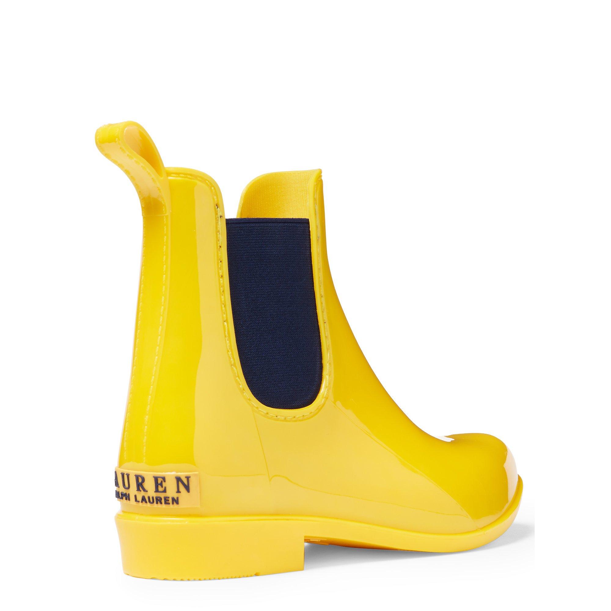 e9ddf23b06ed Lyst - Pink Pony Tally Rain Boot in Blue