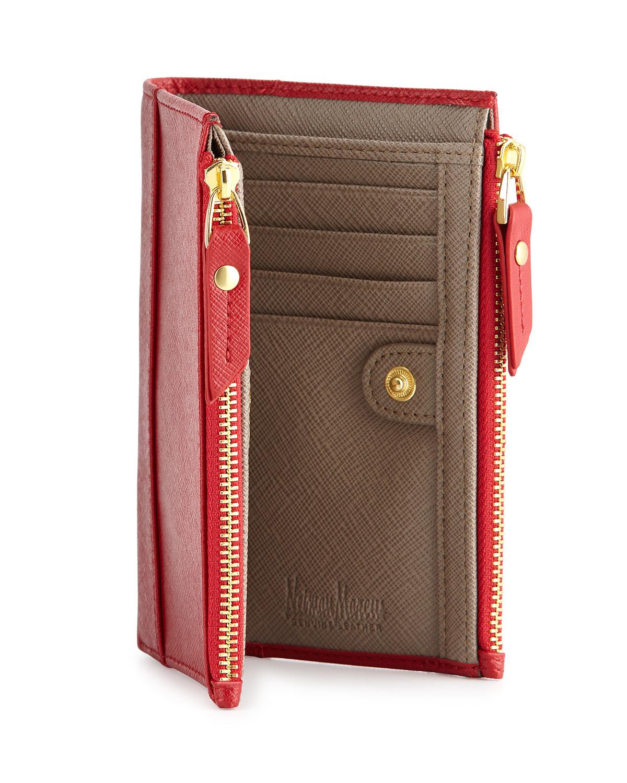 16fbd347f439 Neiman Marcus Wallets Best Photo Wallet Justiceforkenny. Black Travel Wallet
