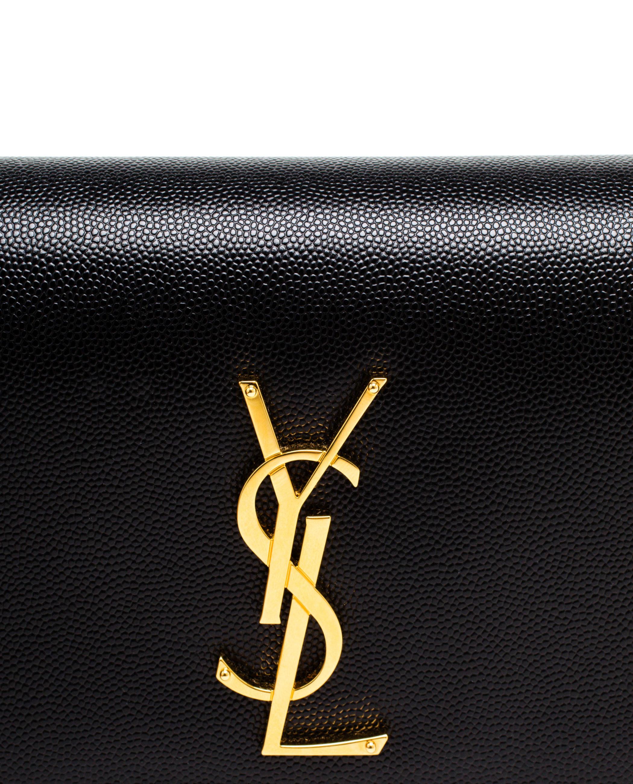 buy ysl mens wallet - monogram grained serpent clutch bag, gold