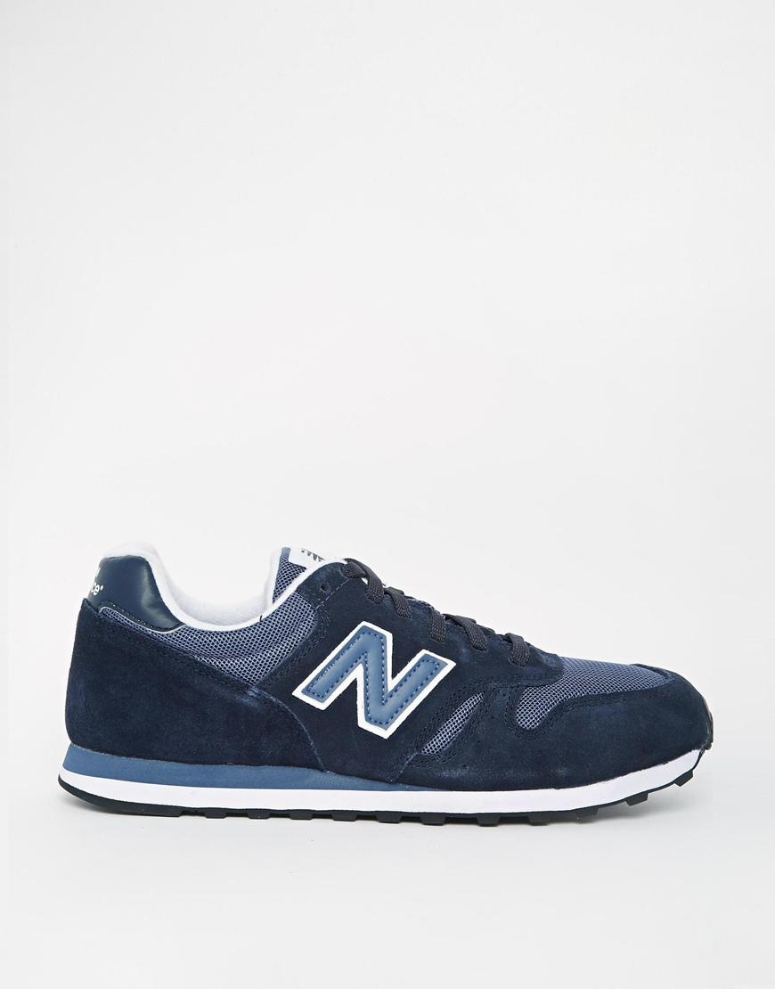 new balance 373 blu navy
