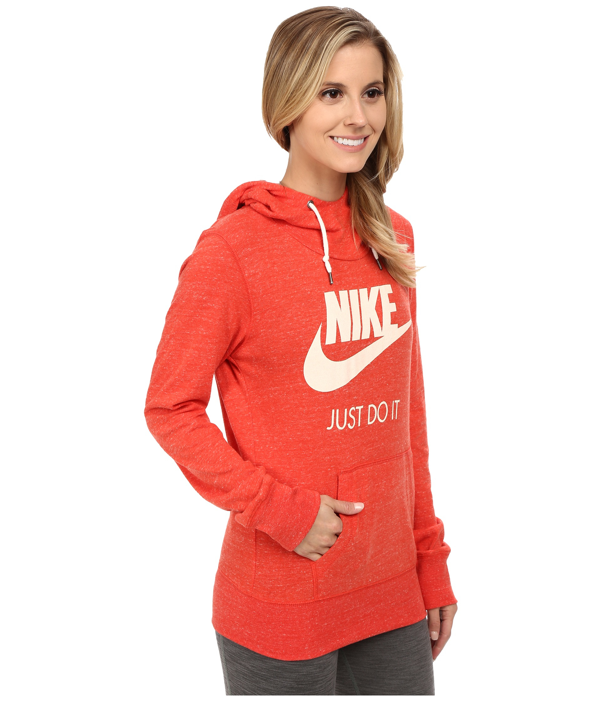 ff0048db631e ... Simple casual latest style Nike Gym Vintage Zip Through Hoodie -Women s  Sports Hoodies   Sweatshirts U. Gallery