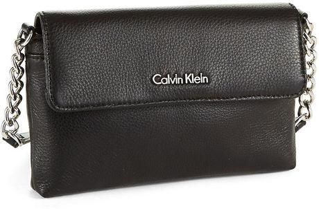 Calvin Klein Small Crossbody Bag In Black Lyst