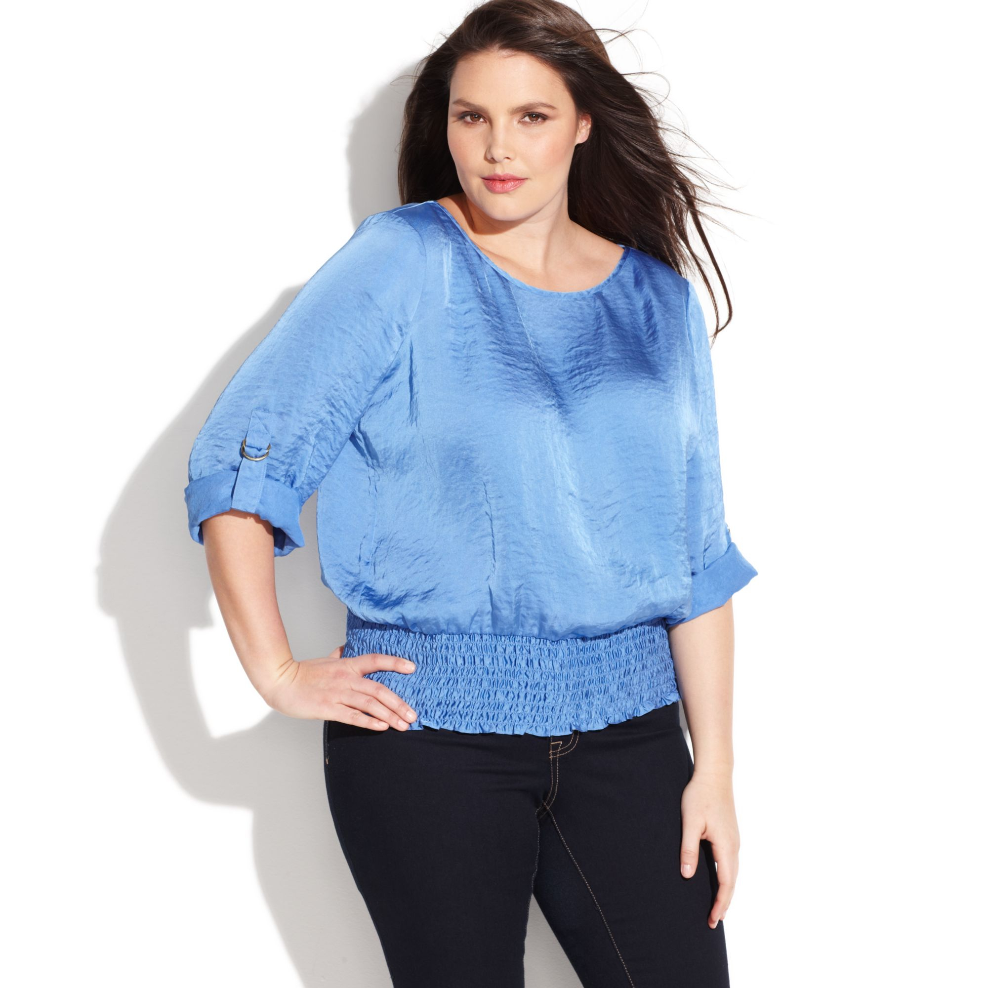 Liz Claiborne Short Sleeve Drop Shoulder Sleeve Geo Linear Peasant 10mins.ml Rewards Points· % Off Boots· 60% Off Outerwear· Free Shipping to StoresTypes: Dresses, Tops, Jeans, Activewear, Sweaters, Jackets, Maternity.