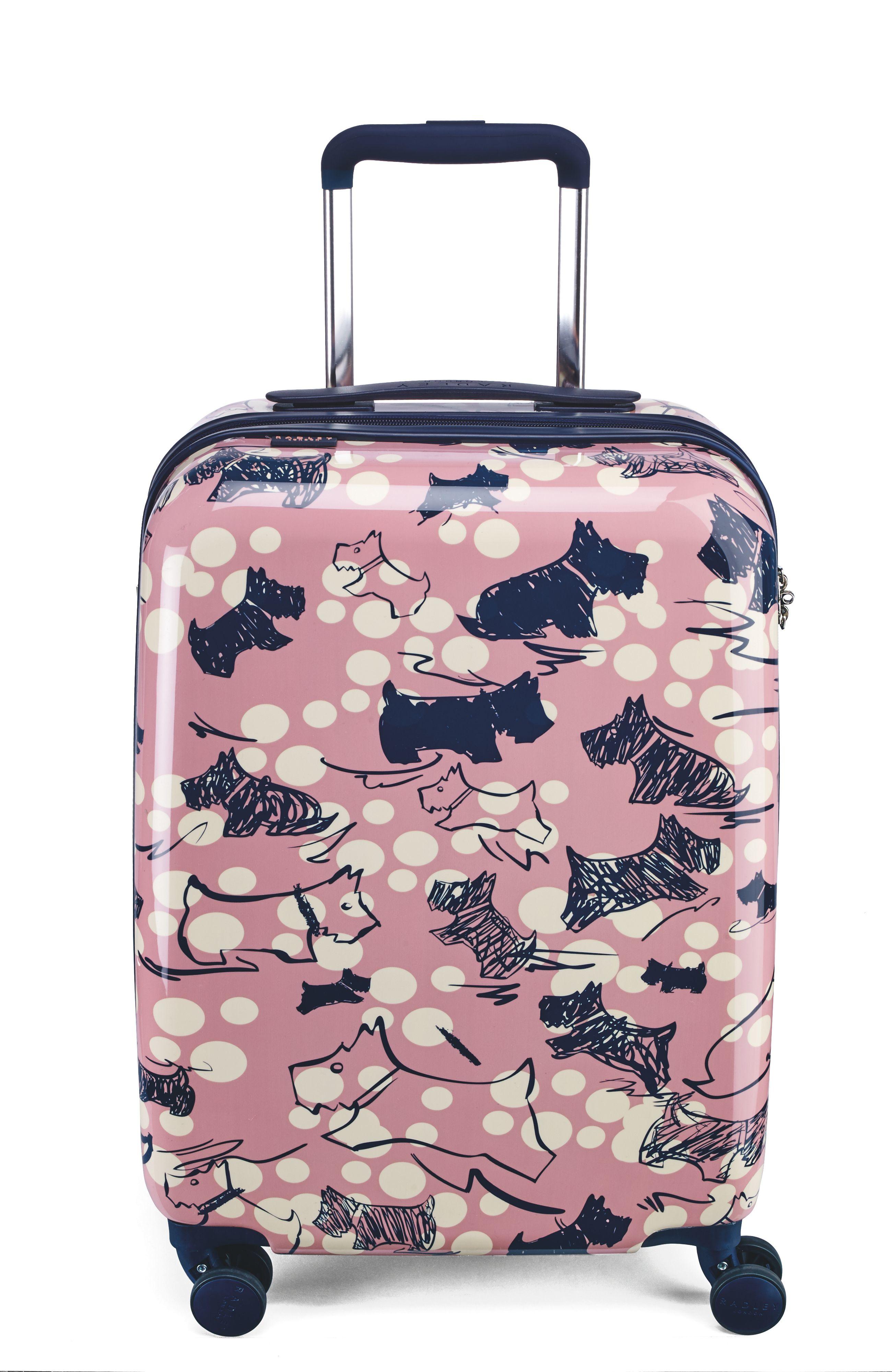 Radley Cherry Blossom Dog 4 Wheel Hard Cabin Case Lyst