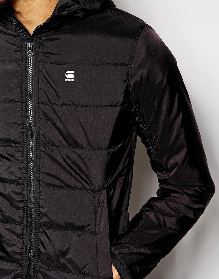d8ca61e404b2 Rayton Rayton Rayton Star Hooded Raw Lyst Jacket Overshirt Overshirt  Overshirt G Quilted HZwH8qY5