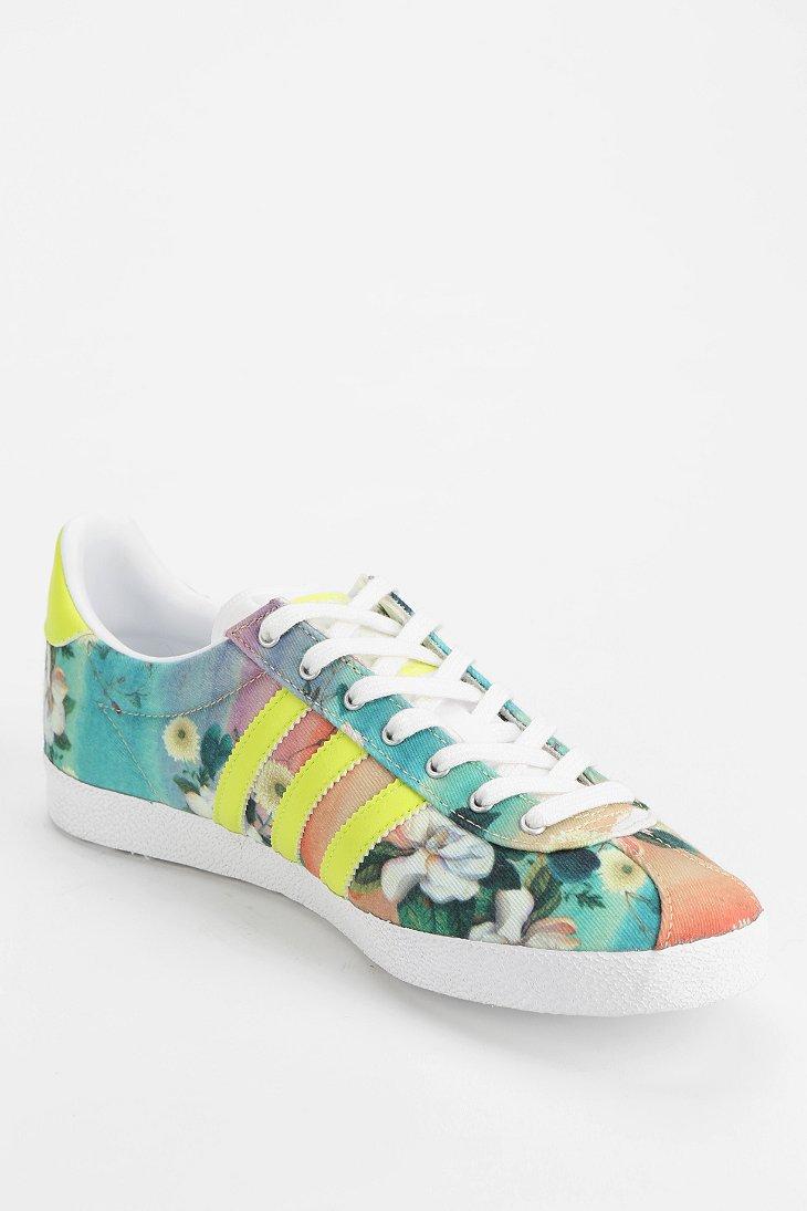 adidas gazelle og w farm pastel flower