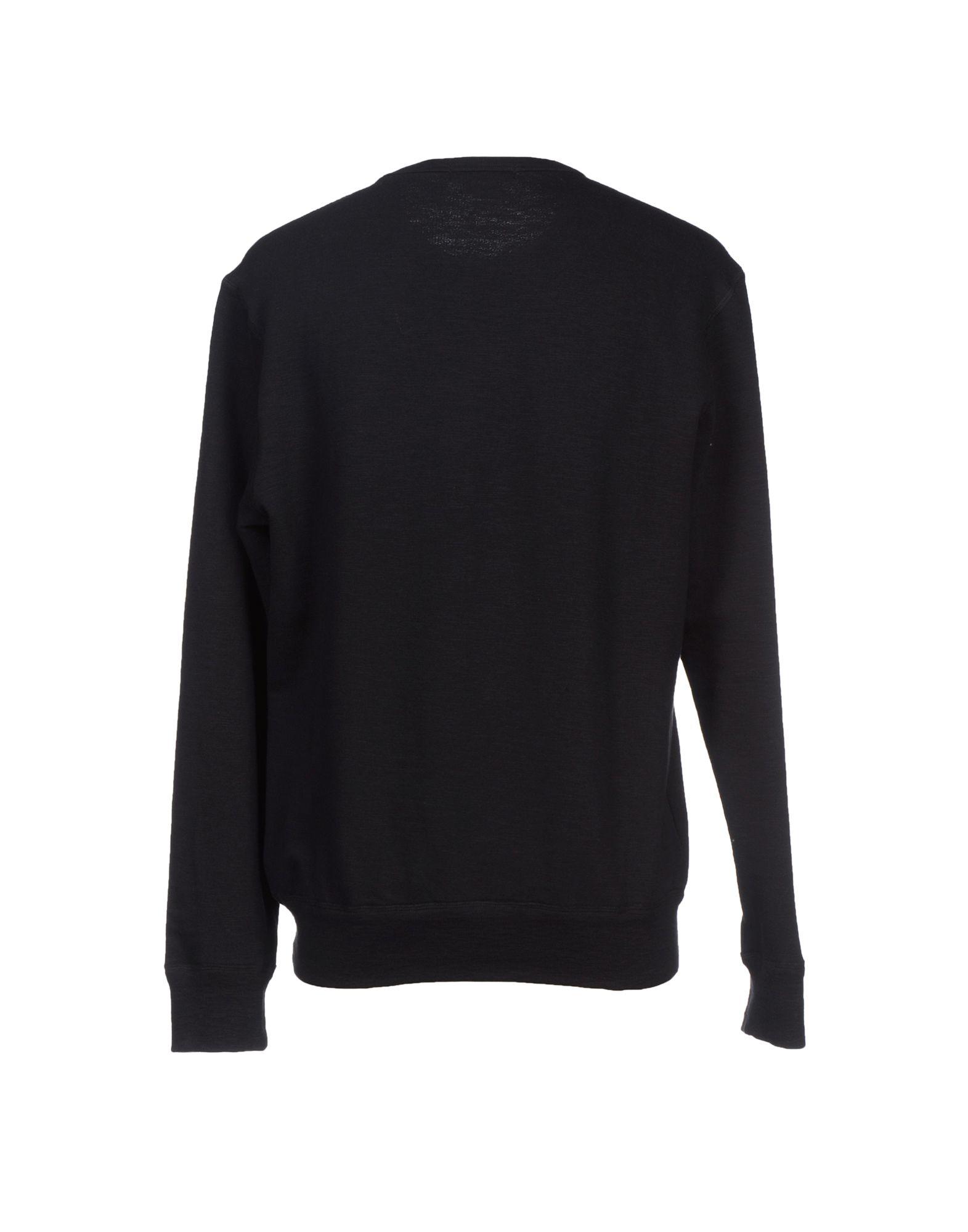alexander mcqueen sweatshirt in black for men lyst. Black Bedroom Furniture Sets. Home Design Ideas