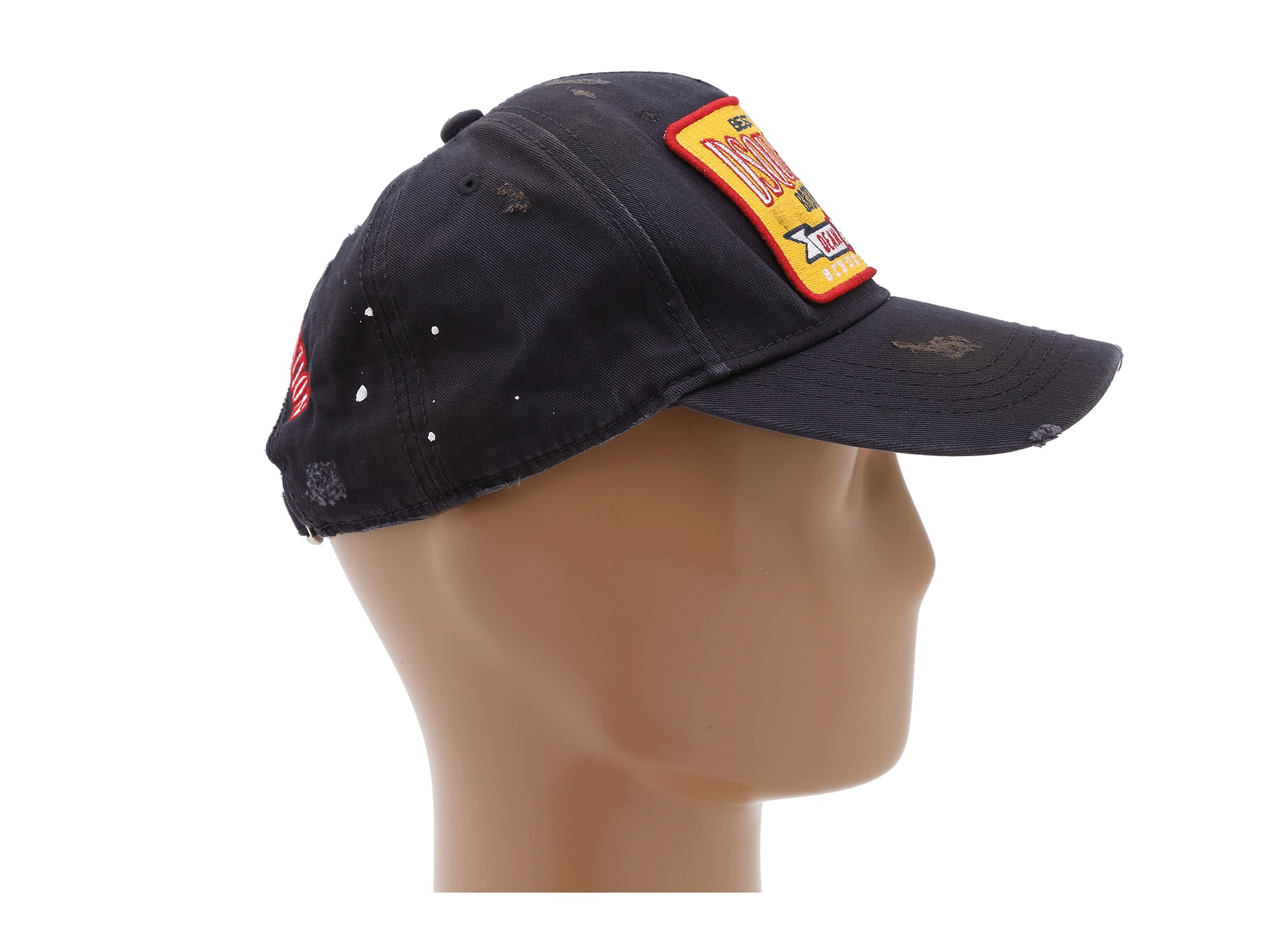 z2my80 dsquared hat replica