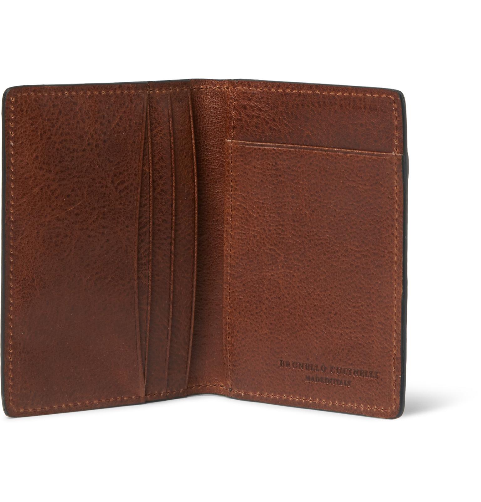 gallery - Bifold Card Holder