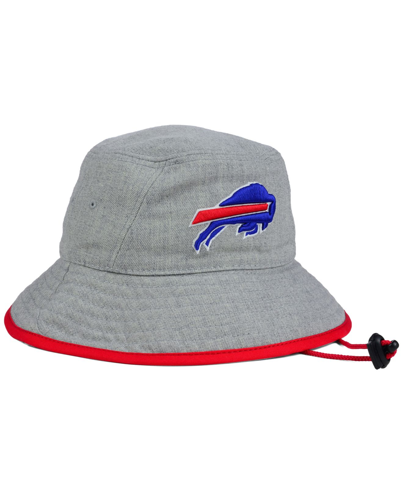 quality design 2ed7c 0a44f ... low cost lyst ktz buffalo bills nfl heather gray bucket hat in gray for  men f8e87