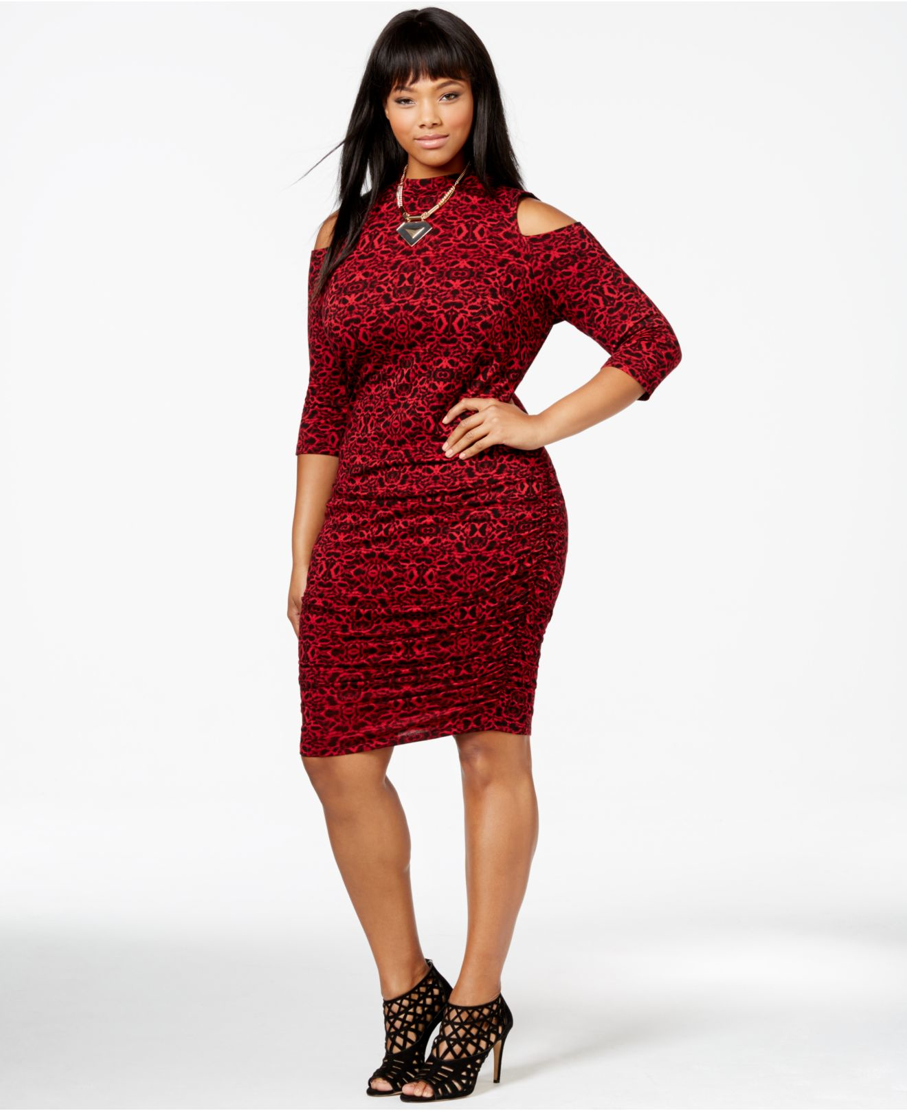 9c2e3505 Jessica Plus Size Fashion t Plus size Sequin dress and
