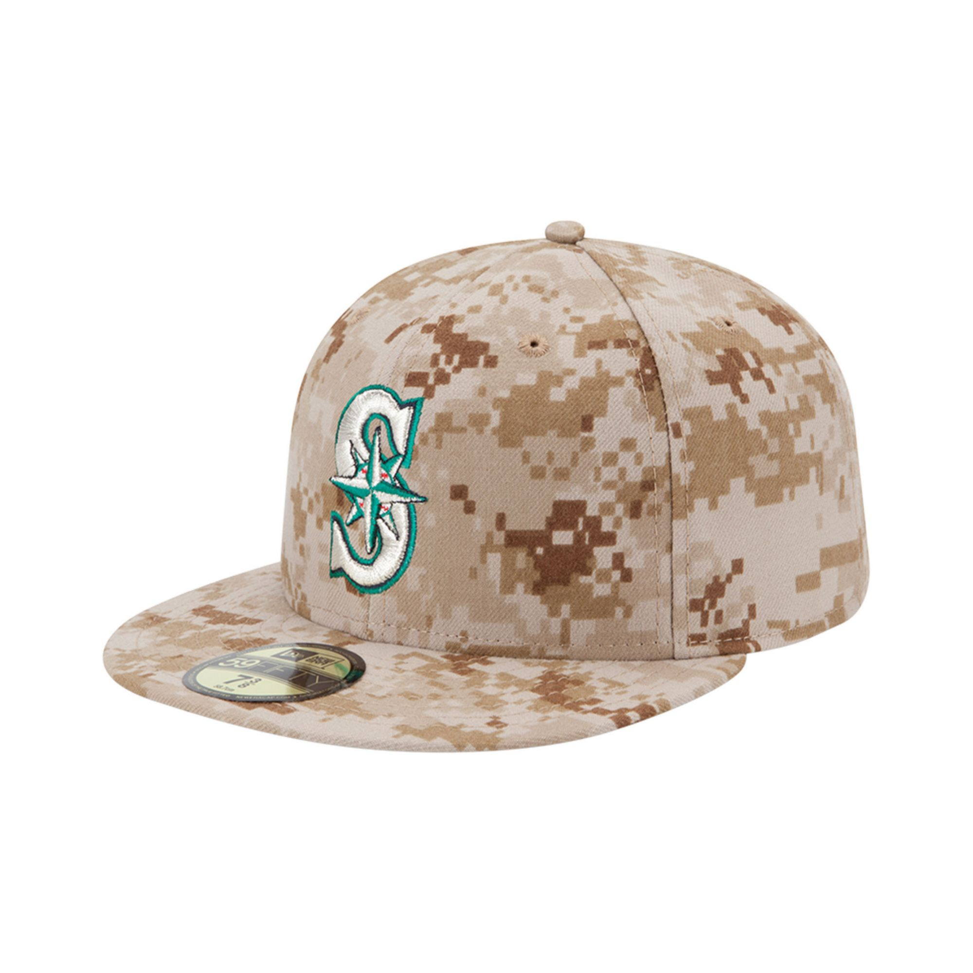 check out ce1a6 104a5 ... get lyst ktz seattle mariners mlb memorial day stars stripes 59fifty  16fea 585b2
