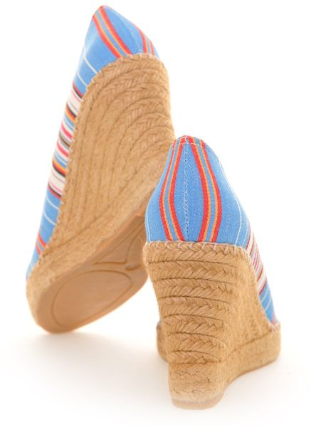 Penelope Chilvers Wedges Penelope Chilvers Stripe