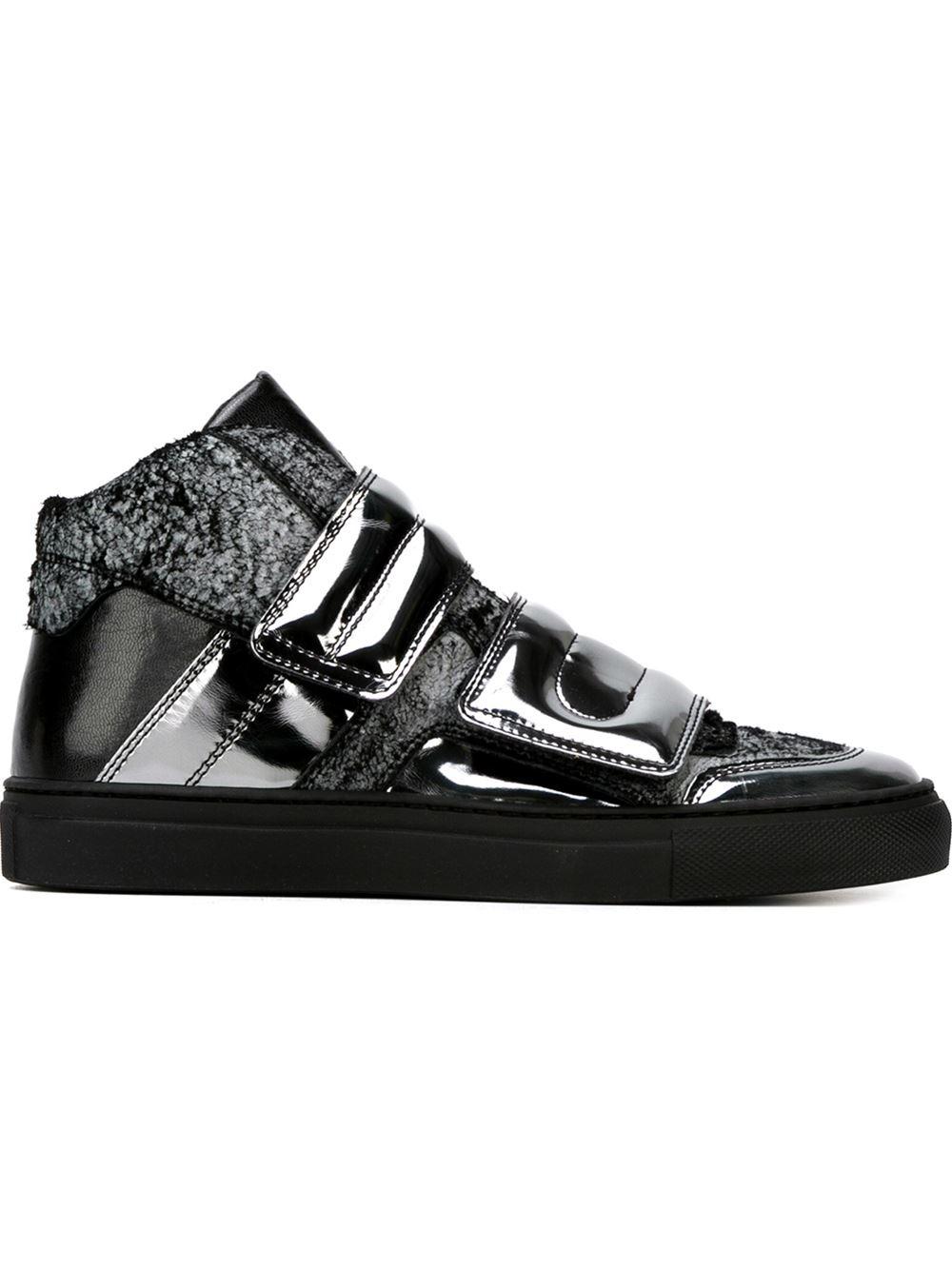 classic hi-top sneakers - Black Maison Martin Margiela 7mreJQLTt