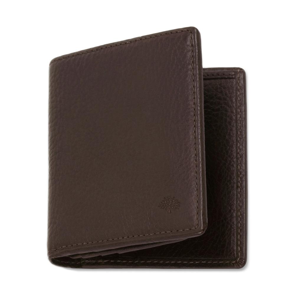 a5a5e8926484 ... sweden mulberry mini tri fold wallet in brown for men lyst 33e26 2f48f