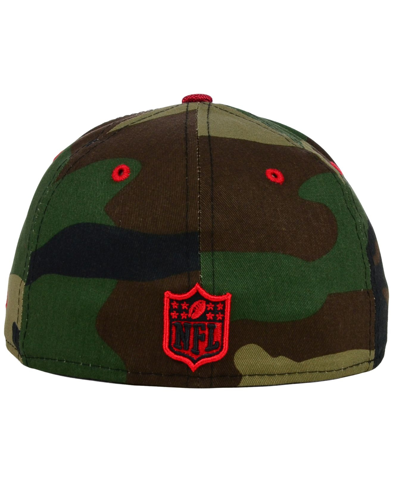 finest selection 47bab 1eb39 ... closeout lyst ktz tampa bay buccaneers balisticamo 59fifty cap in green  for men 4a7b7 1af2f