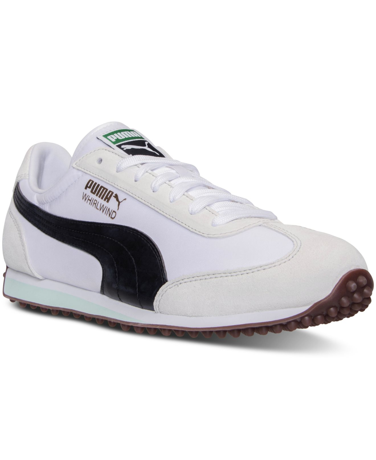 35c64323261b Lyst - PUMA Men s Whirlwind Classics Casual Sneakers From Finish ...