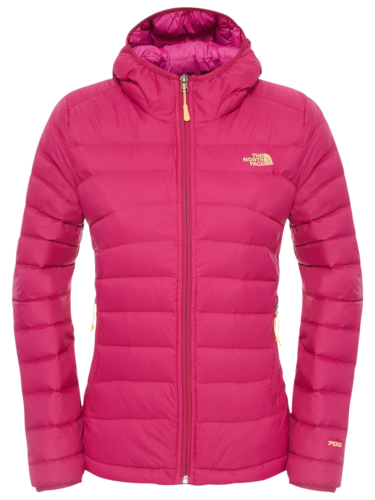 Lyst The North Face Mistassini Hooded Women S Jacket In Pink