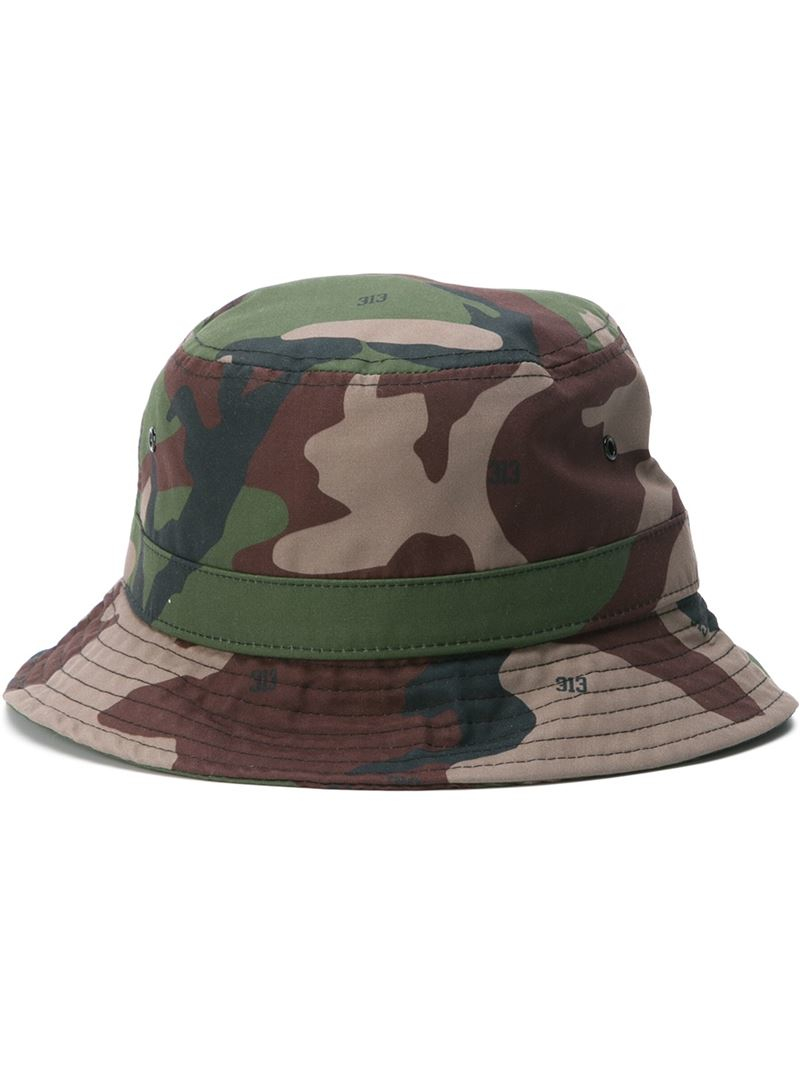 f6449fc61ae Lyst carhartt camouflage bucket hat in natural for men jpg 800x1067 Carhartt  sun hats for men