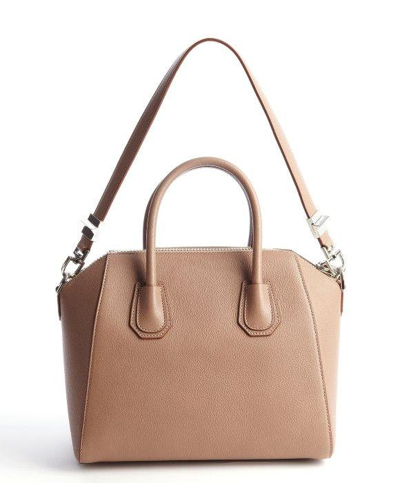 22b462bfcbd0 Lyst - Givenchy Dusty Pink Goatskin Antigona Small Convertible Bag ...