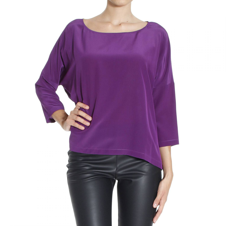 M Missoni Top In Violet Purple - Lyst-1530